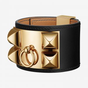 Hermes bracelet in Swift calfskin