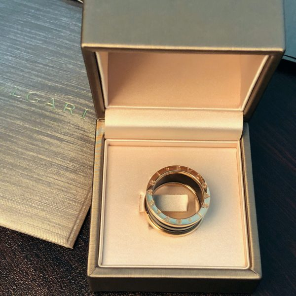 Fake Bulgari B.zero1 Ring