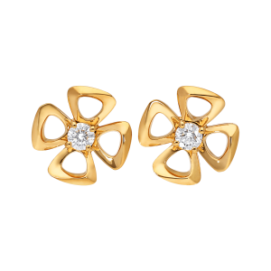 Fake Bulgari FIOREVER EARRINGS Diamonds