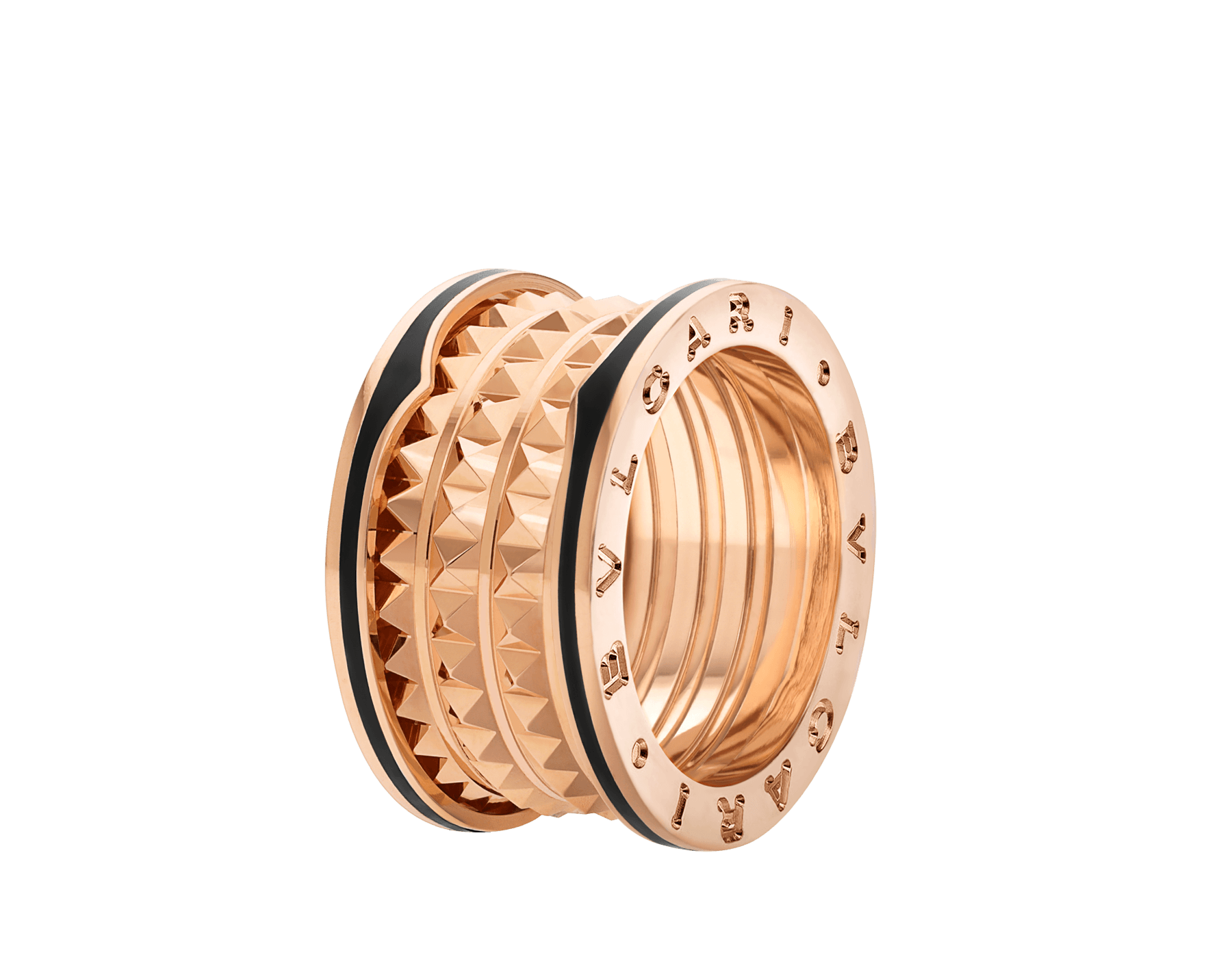reproduction bulgari jewelry rose gold