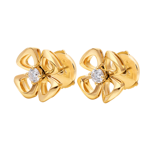 cheap Bulgari FIOREVER EARRINGS Diamonds