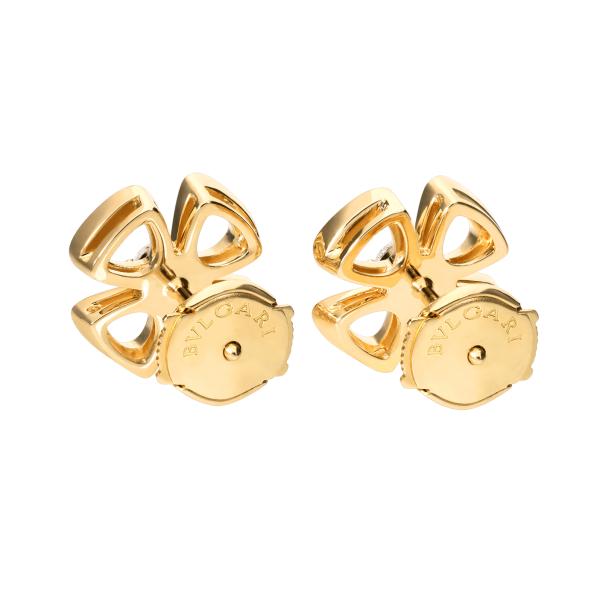 replica Bulgari FIOREVER EARRINGS Diamonds