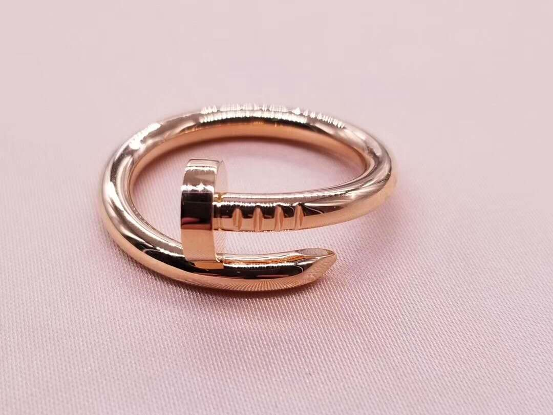 replica cartier juste un clou ring